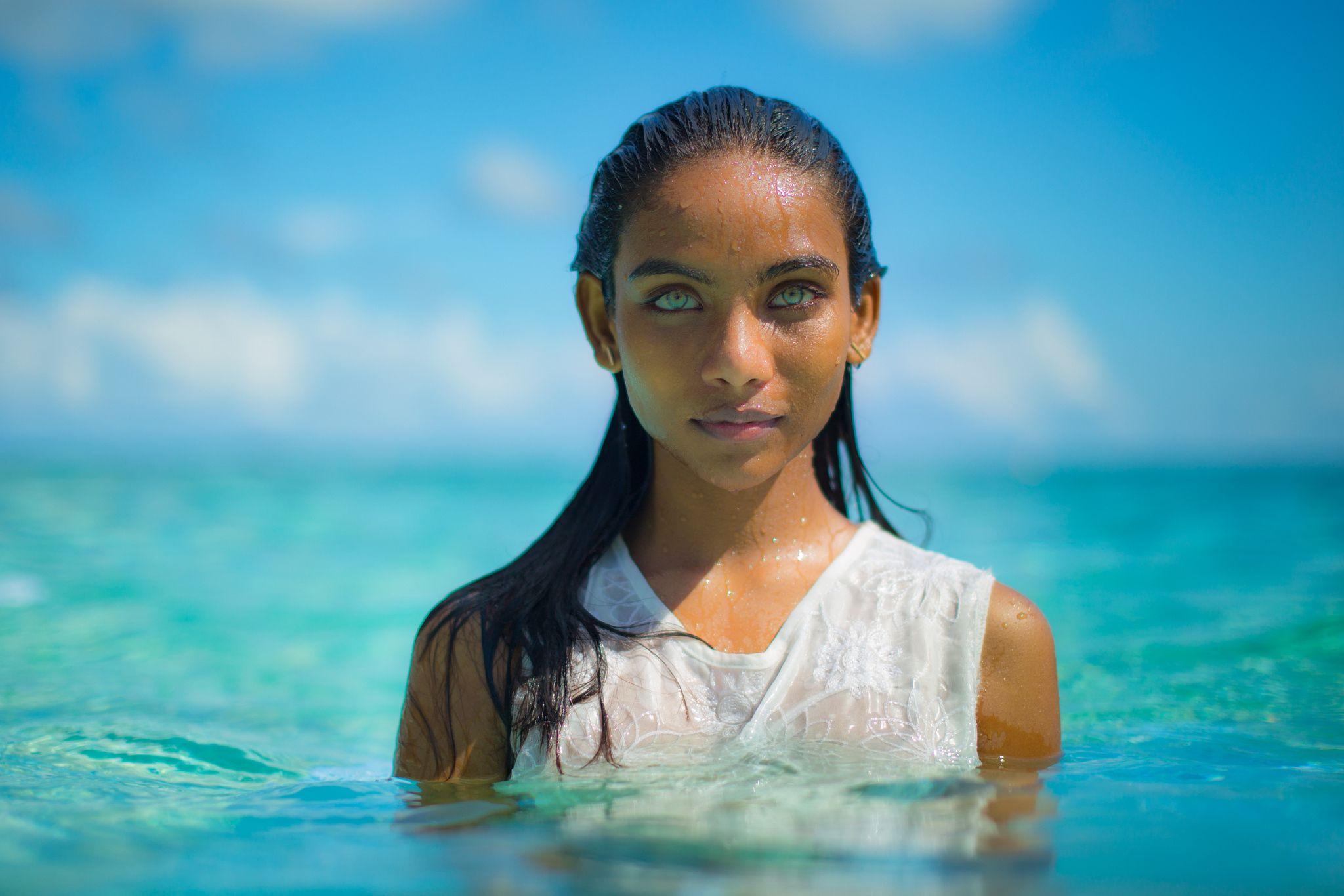 Beautiful Maldivian Brides