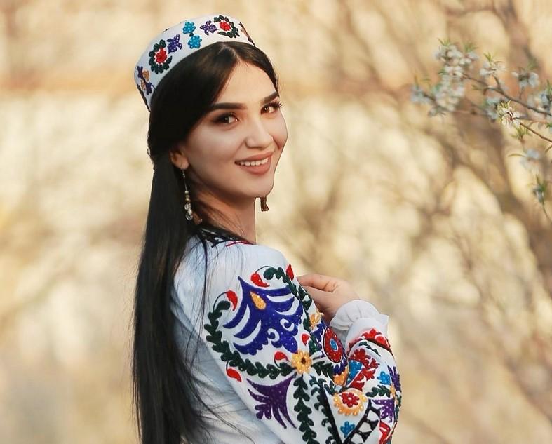 Tajikistan Bride