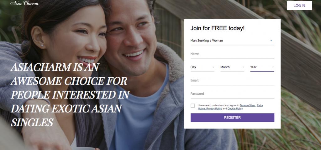 main page AsiaCharm