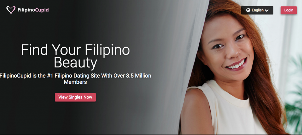 main page FilipinoCupid
