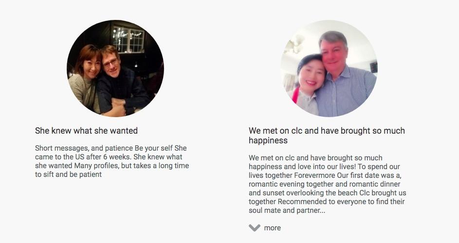 ChinaLoveCupid testimonials