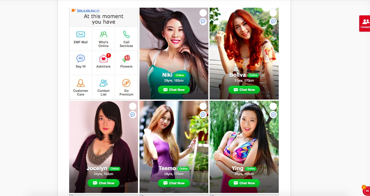 women users DateAsianWoman